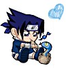 Funny anime avatar Naruto for ICQ 100x100
