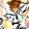 Funny free anime avatar Bleach for forum 100*100 px